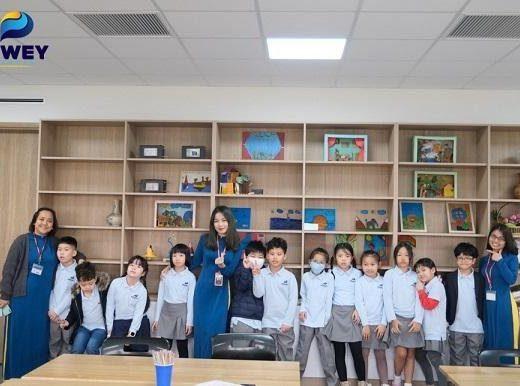 Giới thiệu chương trình học của bậc tiểu học tại trường liên cấp song ngữ Dewey
