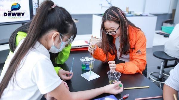 Giáo dục STEAM truyền cảm hứng học tập cho học sinh