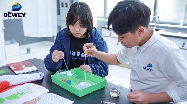 phương pháp steam trong giáo dục trung học phổ thông