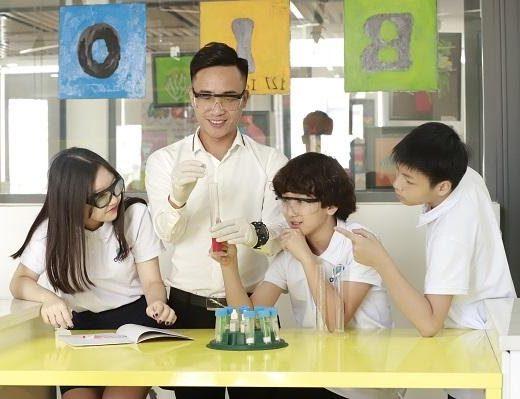 Áp dụng phương pháp giáo dục STEM ở bậc tiểu học
